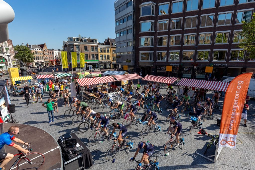 Cycling 4 Climate